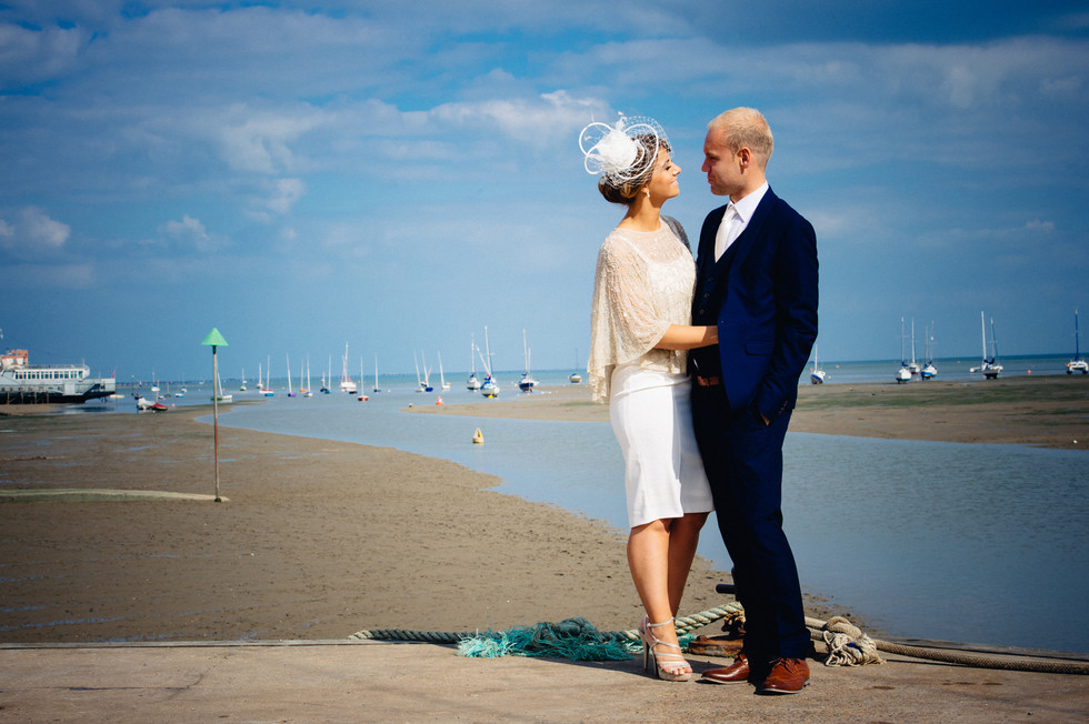 Boatyard Wedding