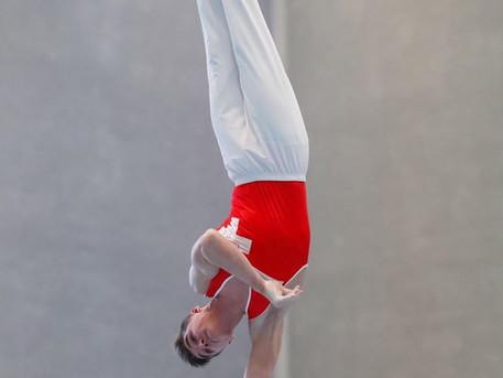 Florian Langenegger besucht das Europäische Olympische Jugendfestival in Baku
