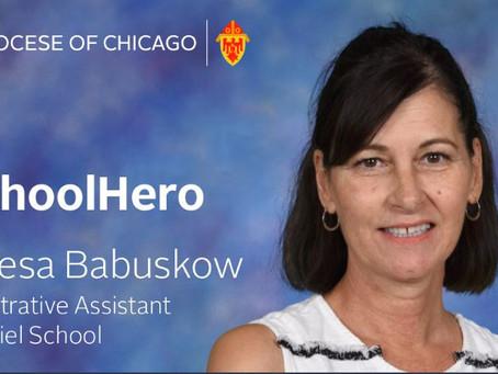 Our #SchoolHero