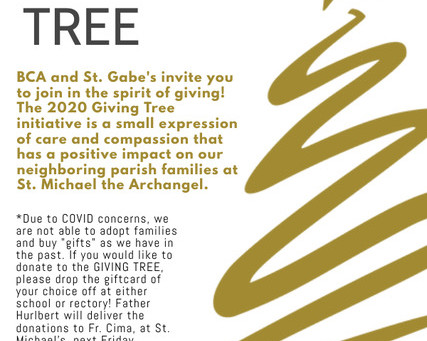 Giving Tree 2020