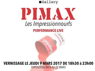 Nextstreet Gallery Paris. 9/03/2017 - 22/3/2017 (Exhibition)