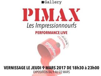 Nextstreet Gallery Paris. 9/03/2017 - 22/3/2017 (Exhibition)