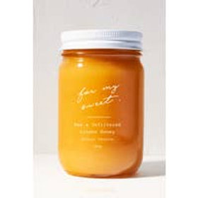 Ukrainian Raw Linden Honey
