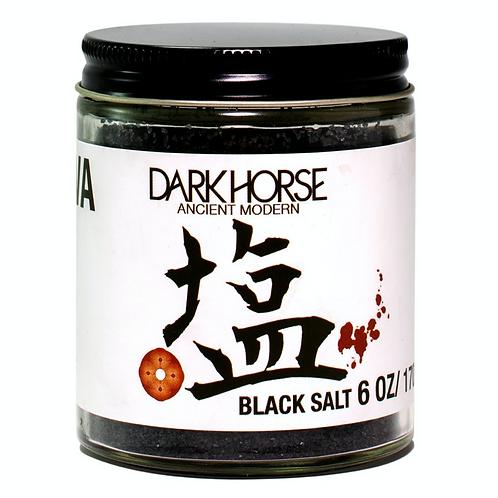 Dark Horse Black Salt