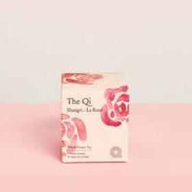 The Qi Shangri-La Rose Tea