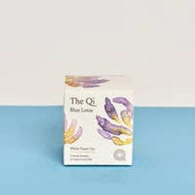 The Qi Blue Lotus Tea