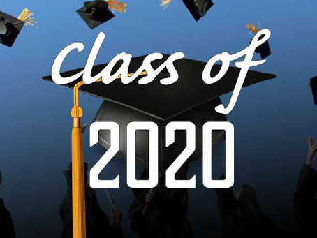 Seniors Can Now Sign Up to Participate in One of Two Graduation Ceremonies Set for July 25