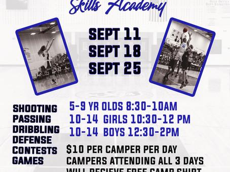 Blue Devil Basketball Skills Academy Registration Now Open