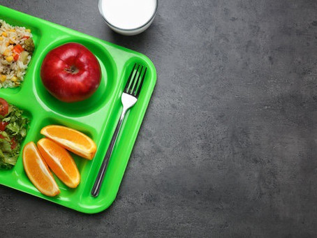 All Student Meals Free for 21-22 School Year