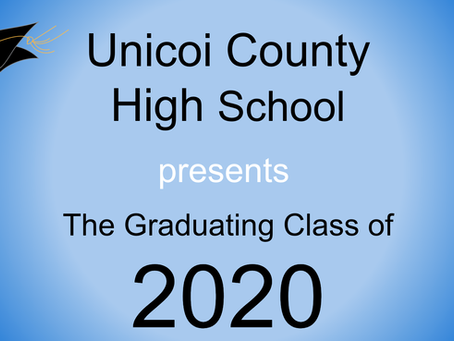 (GALLERY) UCHS Presents the Class of 2020