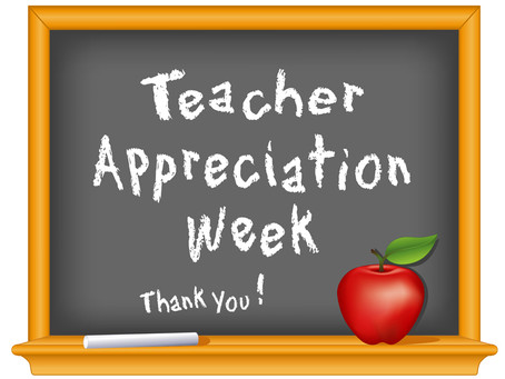 Teacher Appreciation Week Video Message