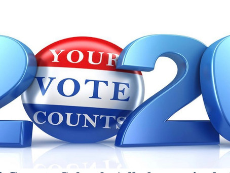 Schools Closed 11/3 for Election Day