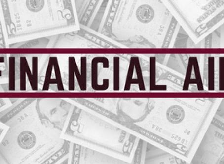 Juniors Invited to Financial Aid Webinar