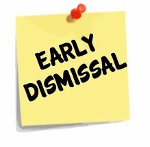 Schools to Dismiss Early on 11/20 for Professional Development