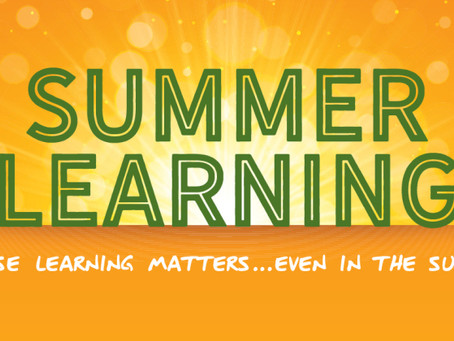 Parents Asked to Complete Interest Survey for Summer Learning Camps