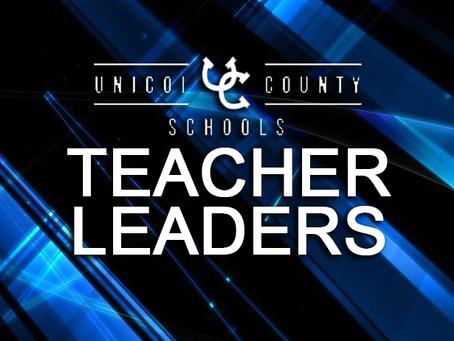 District Announces Teacher Leaders for 21-22 School Year