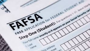 ATTENTION SENIORS: It's FAFSA Time!