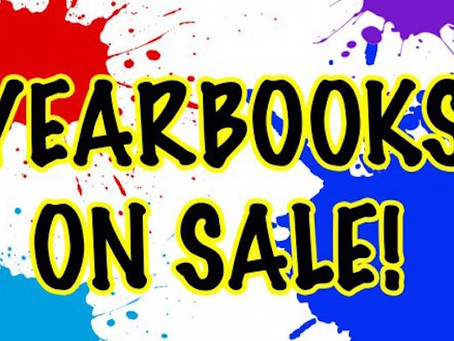Order Your Yearbook at a Special Discounted Price Before Christmas