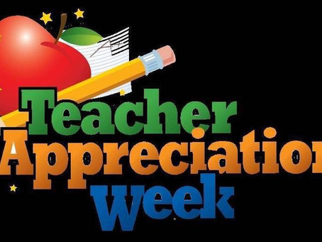 VIDEO: May 3-7 is Teacher Appreciation Week