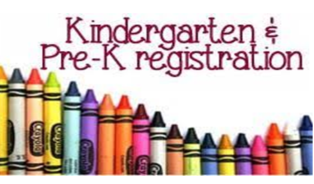 CANCELED: Pre-K, Kindergarten Registration