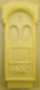 Форма для стелы двойной 25