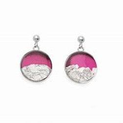 Design Vault Earrings (pink)