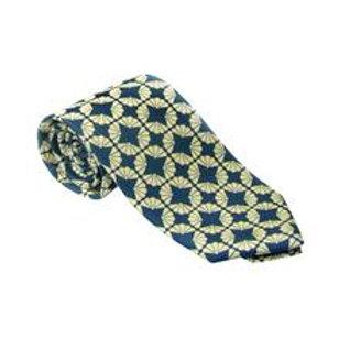 FanFan (Ivory) - Silk Tie