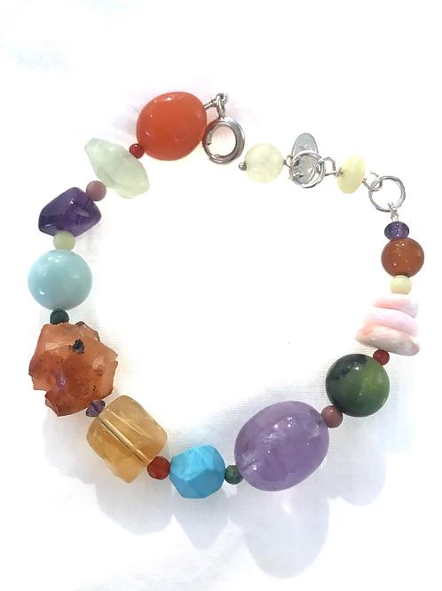 Katherine Bree Solstice Pebble Bracelet