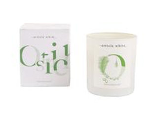 Article White Ostrich Astrid 2 Candle 210g