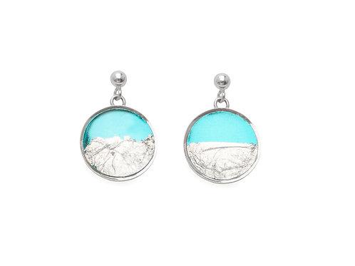 Design Vault Earrings(blue)