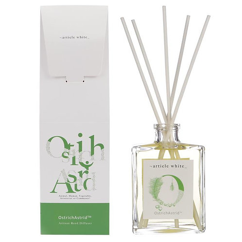 Article White Ostrich Astrid 2 Reed Diffuser