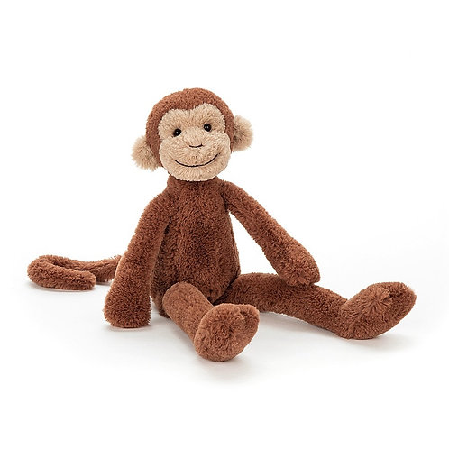 Jellycat Medium pitterpat monkey