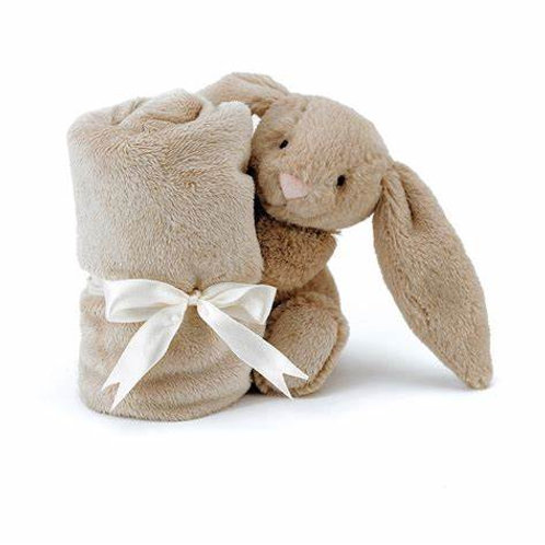 Jellycat Shooshu Bunny soother (ivory)