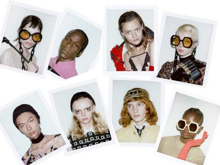 ORGASMO, the Gucci Show