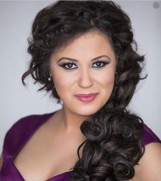 Жанна Алхазова: «Очень жду встречи со зрителем!»