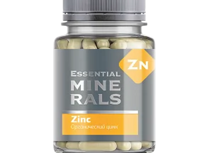 Органический цинк - Essential Minerals