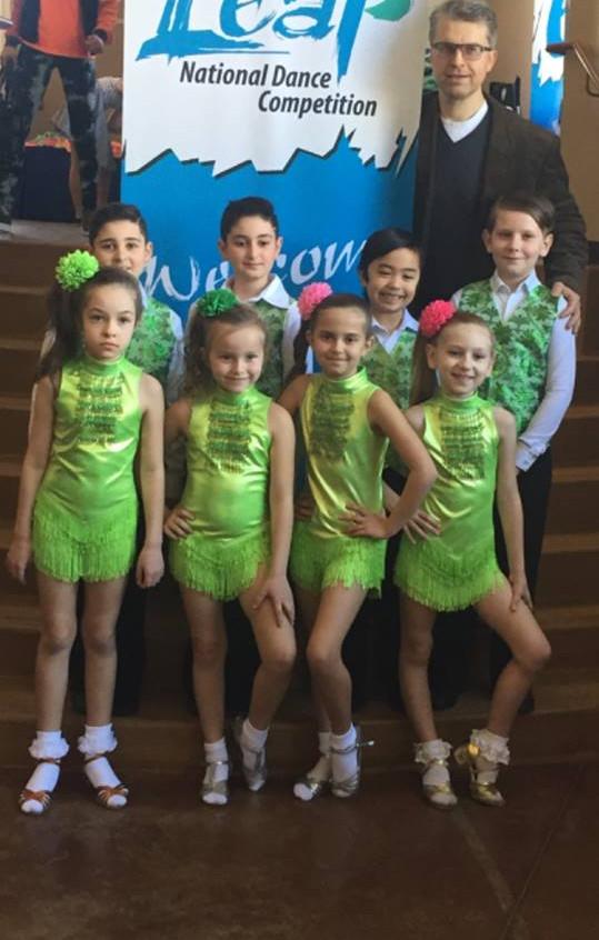 Malko Dance Academy at LEAP