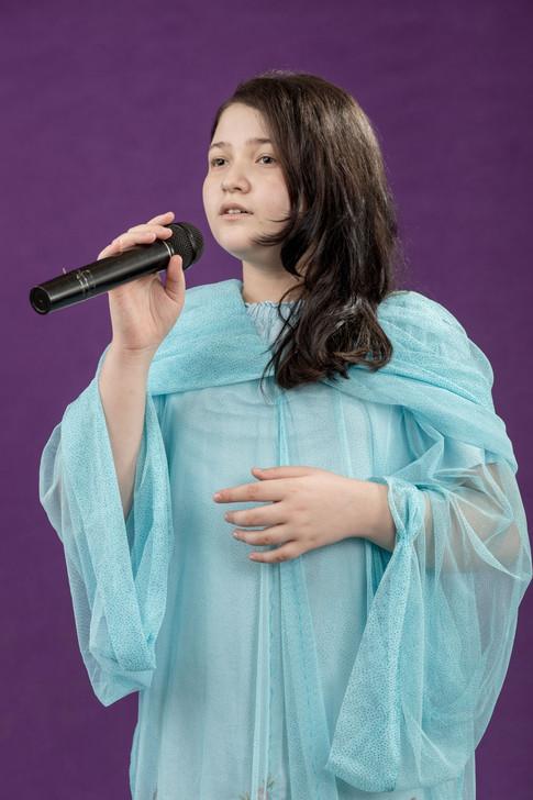 """""""Я мечтаю стать известной певицей как Монсеррат Кабалье!"""""""