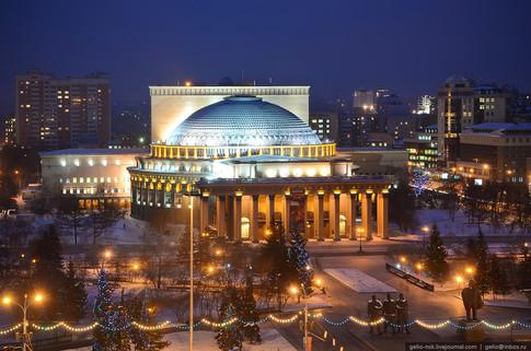 Новосибирск любит все самое-самое.
