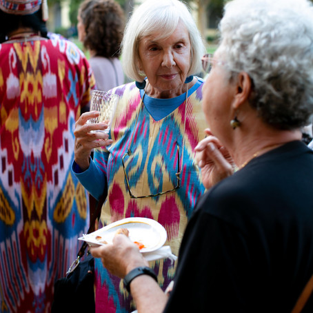 A celebration of Central Asia in San Diego.