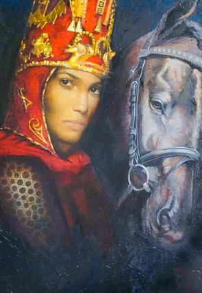 Месть Царицы (Времена персидских войн)