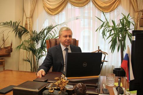 Москва приняла участие в видеоконференции с представителями немецкого бизнеса