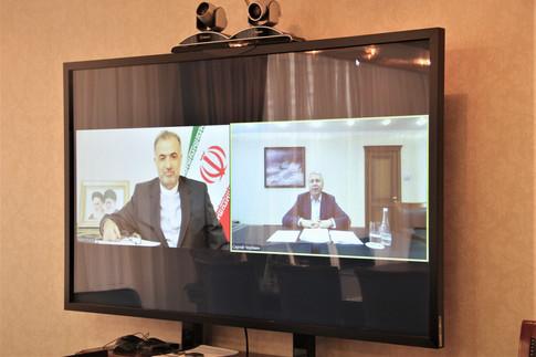 Москва и Иран обсудили ситуацию с коронавирусом