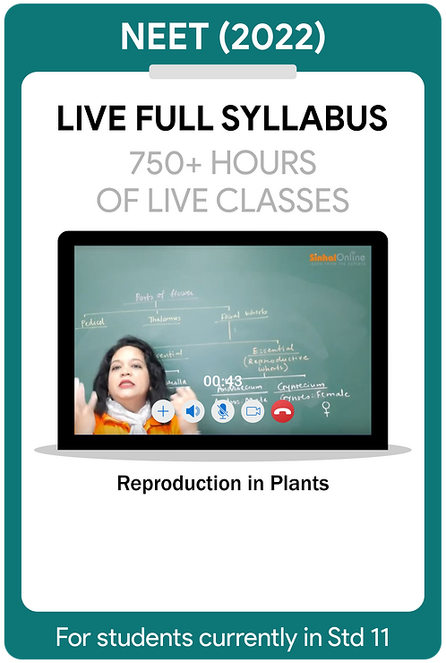 NEET 2022 Live Full Syllabus Course