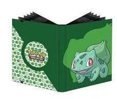 9-Pocket Pro Binder for Pokemon - Bulbasaur
