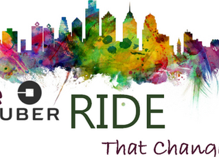 The Uber Ride That Changed Me: Five Lessons Learned