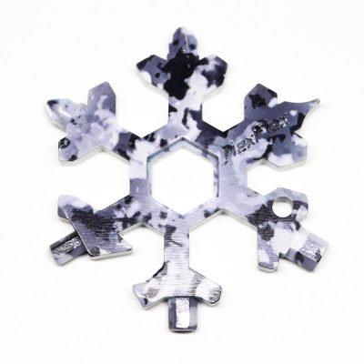 HexFlex - Snow Camoflage