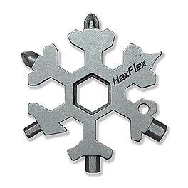 Hexflex - Stainless Steel