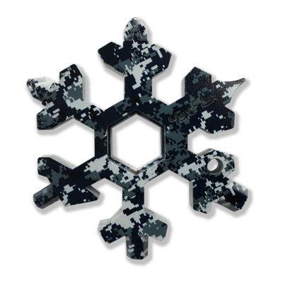 HexFlex - Digital Snow Camoflage