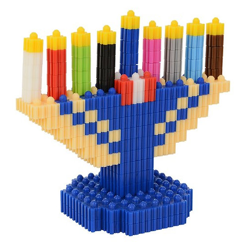 Lego Menorah Kit